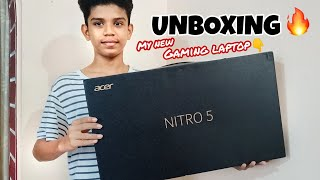 Acer Nitro 5 Ryzen Laptop Unboxing And Review
