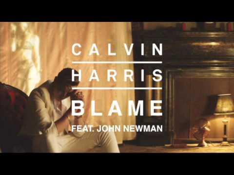 Calvin Harris Blame Feat John Newman  Audio