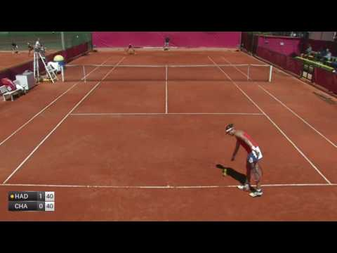 Haddad Maia Beatriz v Chang Kai-Chen - 2017 ITF Cagnes-Sur-Mer