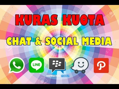 TERBARU...!! KURAS KUOTA CHAT & SOCIAL MEDIA TELKOMSEL #InspirationToday