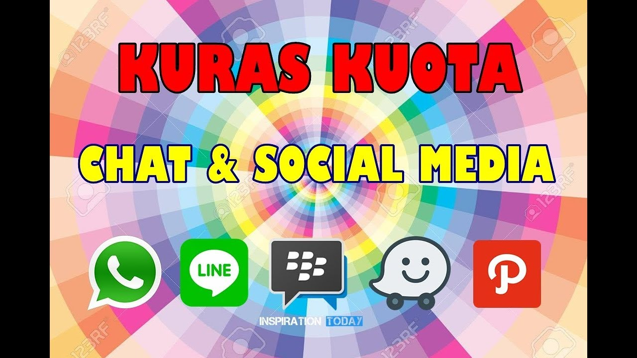 chat social media paket telkomsel