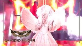 Chop Suey - System Of A Down | Engel Performance Finale | The Masked Singer | ProSieben