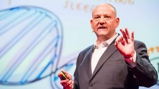 Why do we sleep? | Russell Foster(Russell Foster is a circadian neuroscientist: He studies the sleep cycles of the brain. And he asks: What do we know about sleep? Not a lot, it turns out, ..., 2013-08-14T16:11:16.000Z)