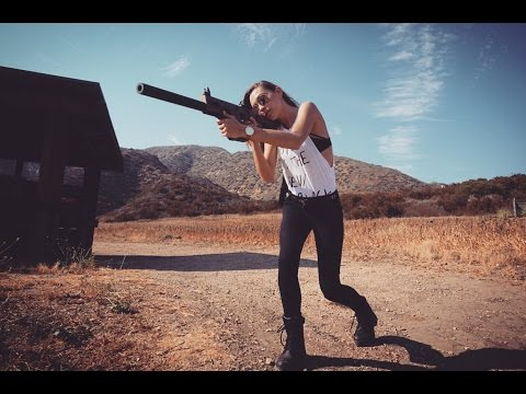 THIS GIRL CAN SHOOT!