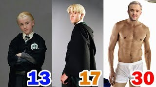 Draco Malfoy Transformation 2018 | From 1 To 30 Years Old