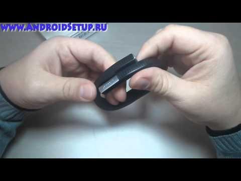 Отзыв Jawbone UP24