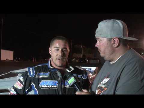 Florence Speedway | 6.17.17 | Crate Late Models | Brad Rickels