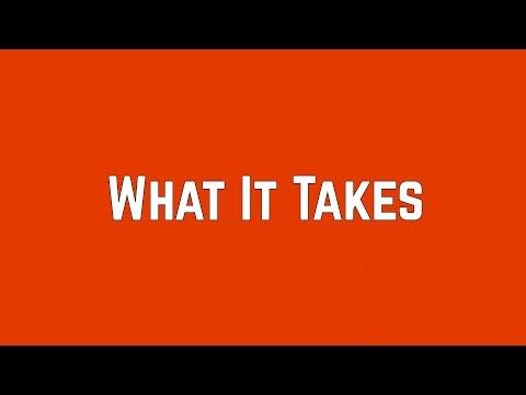 Aaron Doyle - What It Takes (Lyrics)