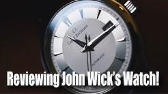Reviewing John Wick's Watch! (The Carl F. Bucherer Manero Autodate)