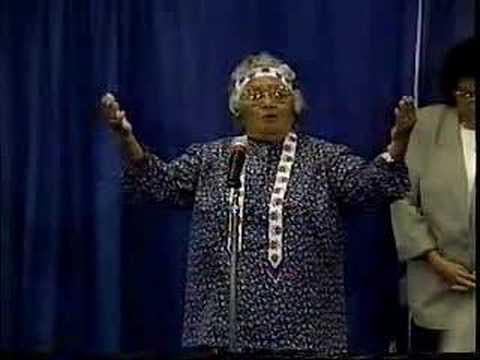 Paiute Indian Prayer by Descendant of Wovoka