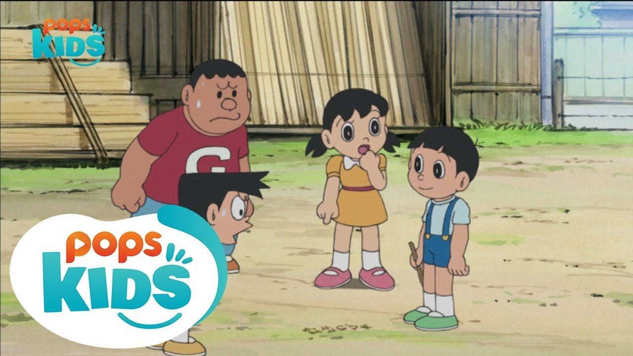 [S6] Hoạt Hình Doraemon Tiếng Việt – Máy Cải Lão Hoàn Đồng