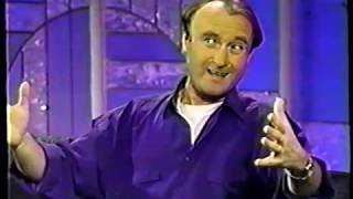 Phil Collins   Arsenio Hall   Dec 9, 1993