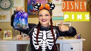 MASSIVE MYSTERY DISNEY PIN PACK UNBOXING HAUL #4