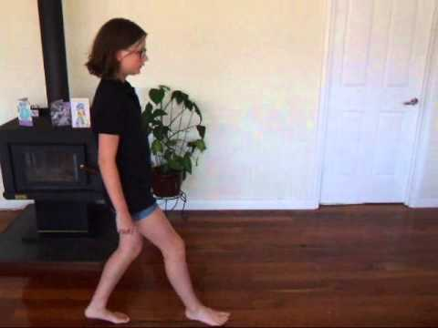 How to teach a child to skip