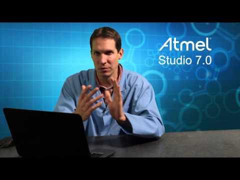 ATMEGA 168PB MCU Xplained Mini Evaluation Kit on-board Debugger Arduino Shiel