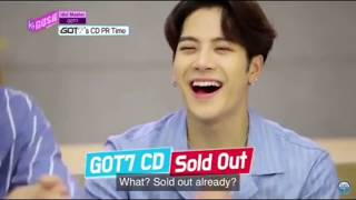 GOT7  갓세븐 Funny And Absurd Moments
