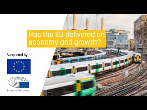 Has the EU delivered on economy and growth?