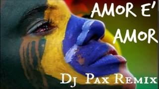 AFRO 2015 - AMOR E