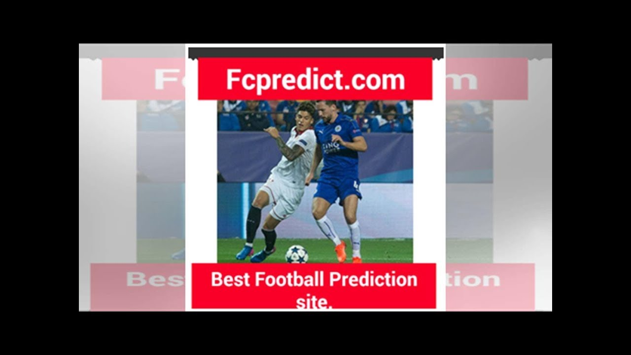 We predict, you win, visit Fcpredict com, best football prediction website  ever [See Here]