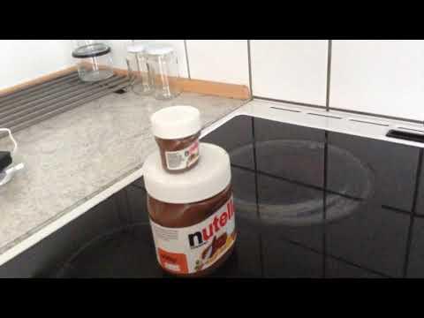 En mega lille NUTELLA-Nutella sangen