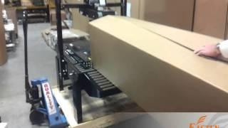 Eastey Enterprises' TB-2 Case Taper Sealing Long Boxes
