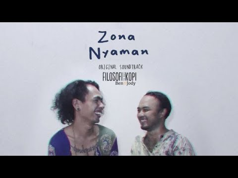 FourTwnty - Zona Nyaman OST. Filosofi Kopi 2 (Video Lyric Cover)