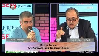 Ani Kardiyak Ölümler - Prof.Dr. Hüseyin Oflaz - Dr. Cemil Ulusan - İyi Bir Doktor