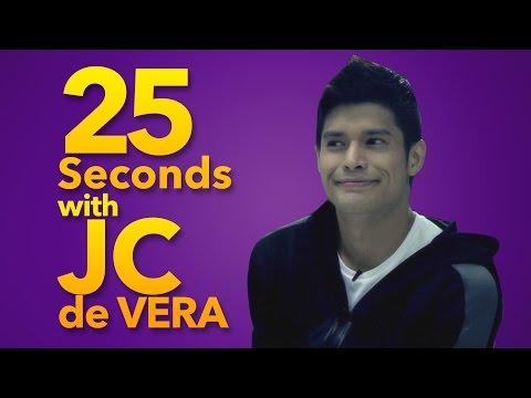 JC de Vera 25-Second Interview