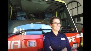 Get My Job: A day in the life of a firefighter