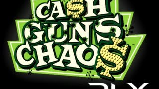 Review a Bad Game Day: Cash Guns Chaos DLX!