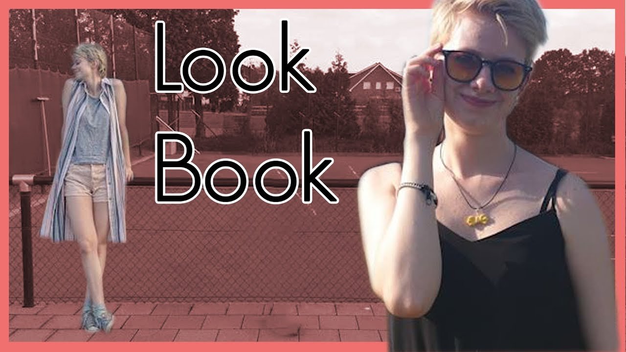 [VIDEO] - Summer Lookbook | 6 cool & elegant outfit ideas 4