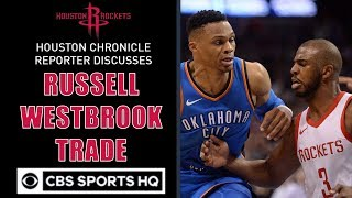Brian Smith of Houston Chronicle: If it pays off (Rockets) will be in the Finals | CBS Sports HQ