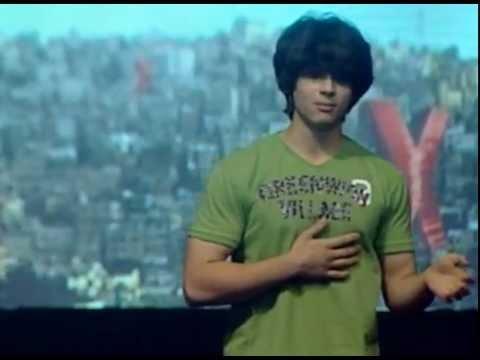 TEDxYouth@Amman - Fareed Halteh - Youth Award Winner