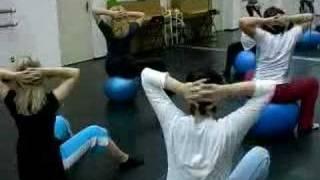 Cvičení pro těhotné - DAG Centrum