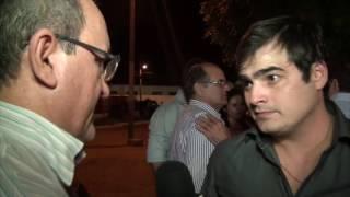 Prefeito Rildson revela gratidão o governador pelas obra no município de Tabuleiro.
