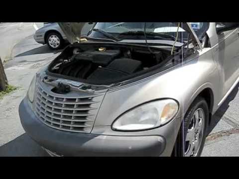 Troubleshoot 2001 Chrysler PT Cruiser Fog Light Issue - YouTube