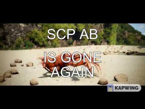 SCP AB IS GONE AGAIN