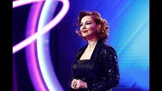 Revenire de senzație la iUmor! Actrița Veronica Gheorghe s-a sărutat cu Mihai Bendeac