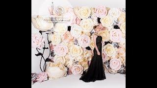 Большие цветы на свадьбу, дни рождения и другие мероприятия