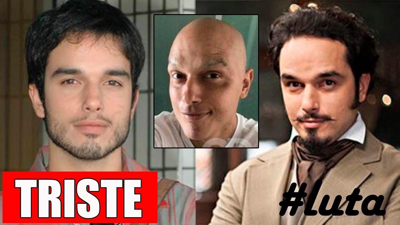 Triste :Querido ator Leo Rosa Aos 35 anos que fez grandes novelas de  sucesso na televisão pede ajuda - YouTube