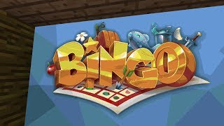 Grym start i början - Minecraft Bingo