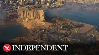 Port officials under house arrest after explosions in Beirut