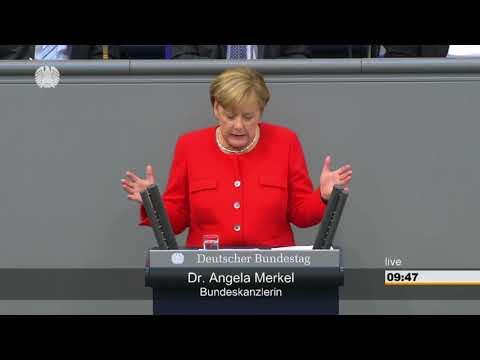 Letzte Sitzung des 18. Deutschen Bundestages: Große Gefühle und harte Attacken
