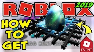 [EVENT] HOW TO GET THE EGG OF GRAVITATION | ROBLOX EGG HUNT 2019 Scrambled In Time - Gravity Shift