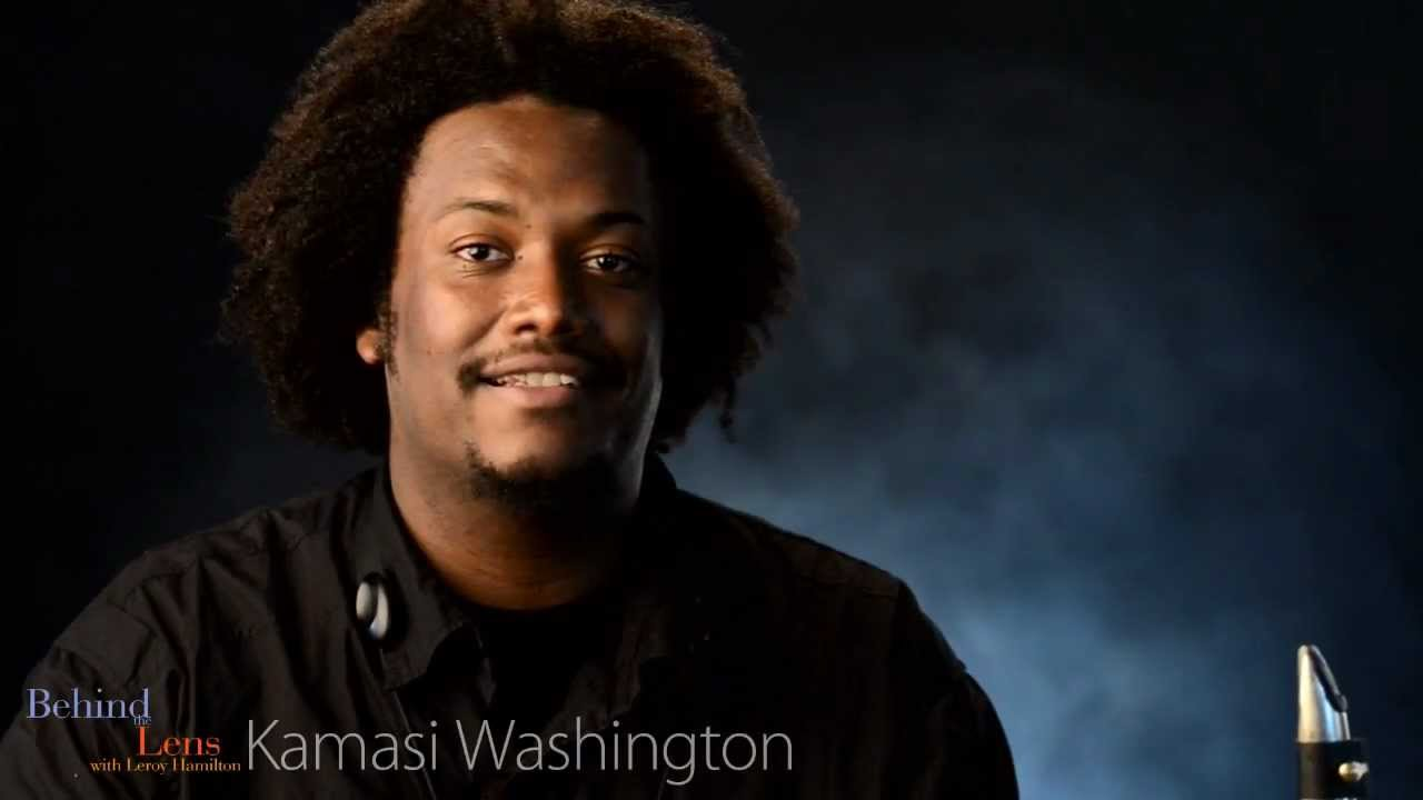 Leroy Lens Behind The Lens With Leroy Hamilton Up Close With Kamasi Washington