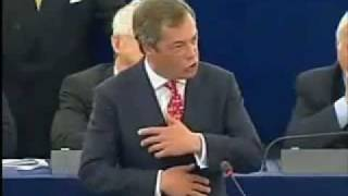 UKIP Nigel Farage - Another hard pounding speech