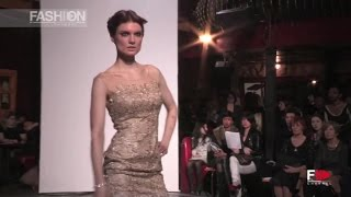 Repeat youtube video CHRISTOPHE GUILLARME' Full Show Fall 2015 Paris by Fashion Channel