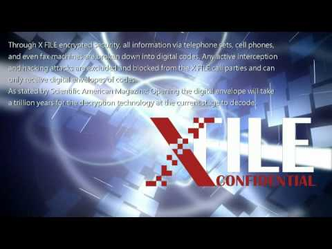 DSG XFILE Secure telephone