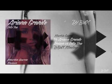 Martin Garrix Vs Ariana Grande - Poison Vs Into You (DjBdX Mash Up)