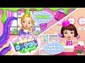 Sweet Baby Girl Hotel Cleanup - Crazy Cleaning Fun for Kids | TutoTOONS Cartoons & Games for Kids